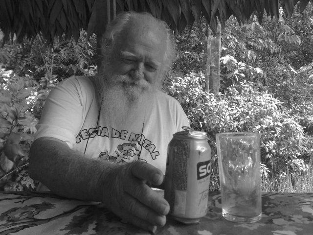 Papai Noel passou por lá, num dia de muito calor!