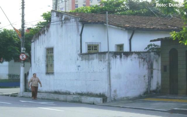 Av. Duque de Caxias com a Trav. Perebebuí, no bairro do Marco