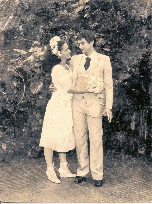 Cora e Ricardo - casamento